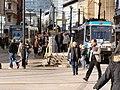 Market Street tram stop - geograph.org.uk - 1748656.jpg