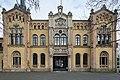 Marstall building Leibniz Universitaet Hannover Welfengarten Hanover Germany.jpg