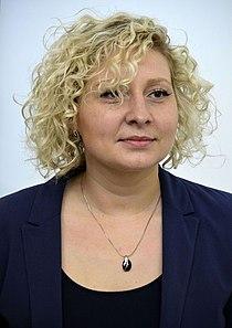 Marta Golbik Sejm 2015.JPG