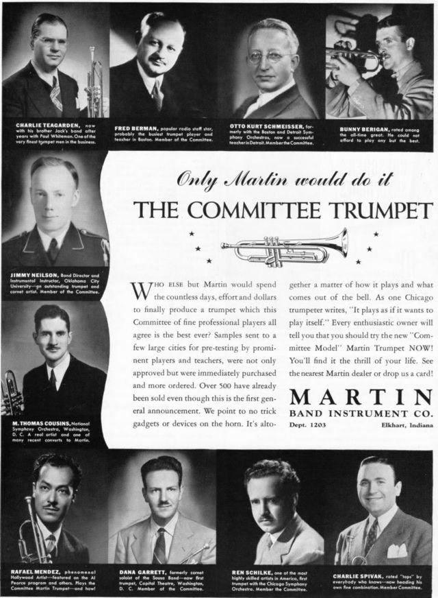 Martin Band Instrument Company - Wikiwand