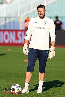 Martin Lukov Bulgarian footballer