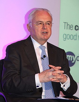 Martyn Lewis - Martyn Lewis in 2012