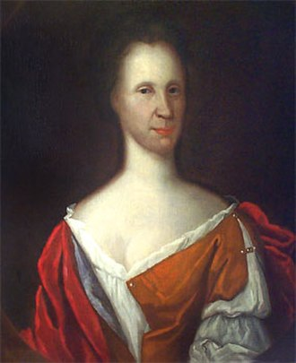 Charles Carroll of Annapolis - Carroll's mother, Mary Darnall Carroll