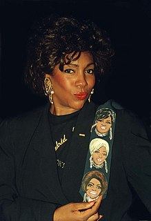 Mary Wilson (singer) American vocalist