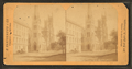 Masonic Temple and M.E. Church, Phila, from Robert N. Dennis collection of stereoscopic views.png