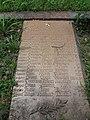 Mass Grave of Soviet soldiers 1, Old Cemetery, Svitlovodsk (2019-07-19) 15.jpg