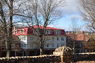 Massanetta Springs Historic District United States historic place