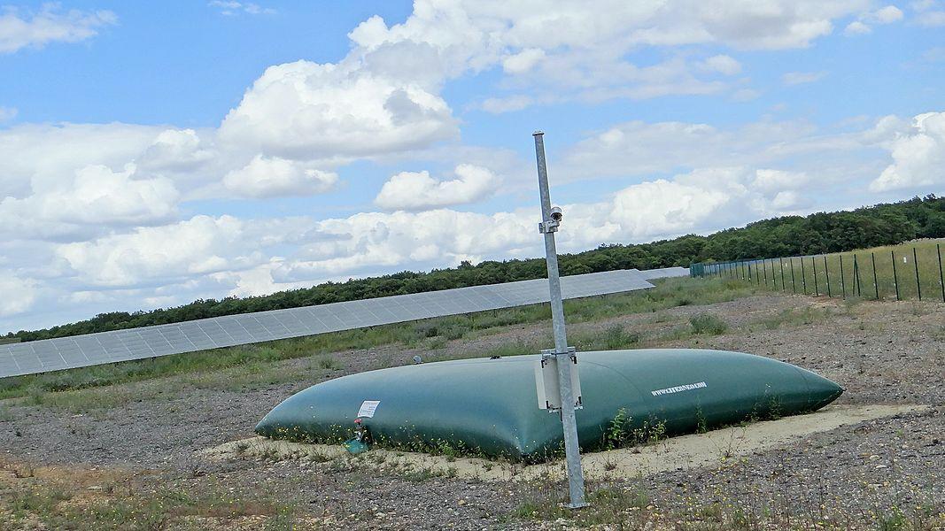 Centrale solaire de Massangis
