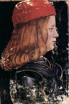 Massimiliano Sforza by G.A. de Predis (Donatus Grammatica).jpg