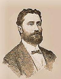 Matania Edoardo - Ritratto di Nicotera - xilografia - 1887.jpg