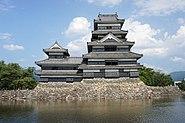 Matsumoto Castle06bs4592