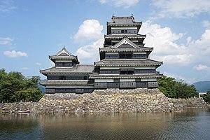 Matsumoto Castle - Image: Matsumoto Castle 06bs 4592