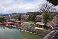 Matsumoto Castle Moat Bridge (26828913331).jpg