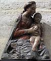 Matteo civitali (bottega), madonna col bambino, xv sec.JPG
