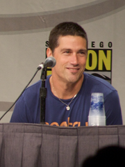 Matthew Fox na Comic-Con 2008
