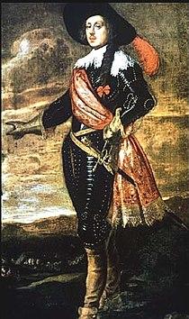 Matthias de' medici, xvii century portrait.jpg