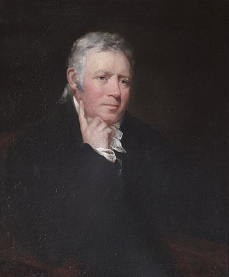 William Fordyce Mavor - William Fordyce Mavor, portrait by James Saxon