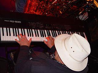 Max Middleton British musician