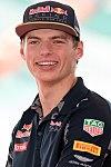 Max Verstappen au Grand Prix de Malaisie 2016