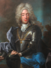 Portrait of Charles Albert of Bavaria.