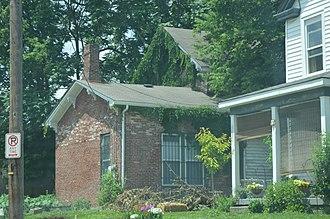 Northside, Lexington - Image: Mc Cracken Wilgus House
