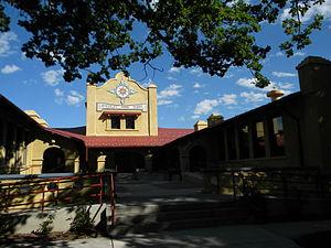 McKinley Park School - Image: Mc Kinley Park School Reno