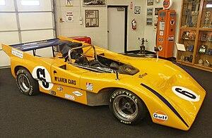 McLaren M8A - Image: Mc Laren M8D