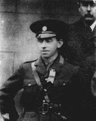 Easter, 1916 - Thomas MacDonagh, mentioned in the poem's final stanza, was executed for his role in the Easter 1916 uprising