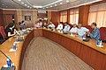 Meeting With GSM Project Members And NCSM Dignitaries - NCSM - Kolkata 2018-02-22 8053.JPG