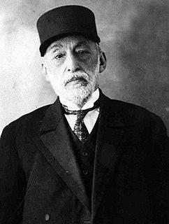 Mehdi Qoli Hedayat Prime Minister of Iran