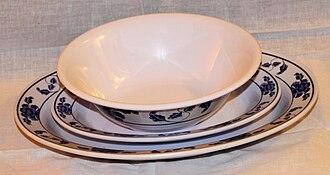Melamine - Melamine dinnerware