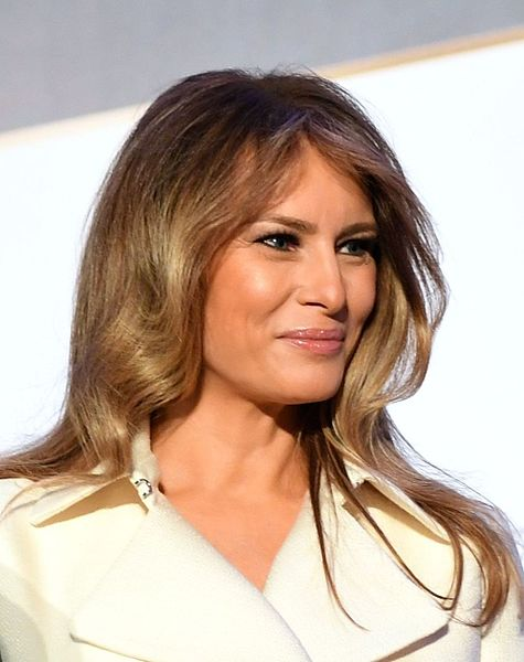File:Melania Trump at IWOC 2017 A.jpg