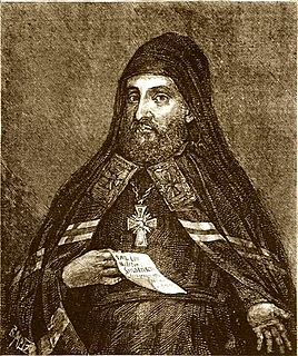 Meletius Smotrytsky archbishop and writer from the Polish-Lithuanian Commonwealth