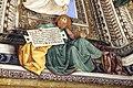 Melozzo da forlì, angeli coi simboli della passione e profeti, 1477 ca., profeta geremia 01.jpg