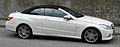 Mercedes-Benz E 250 CGI BlueEFFICIENCY Cabriolet Sport-Paket AMG (A 207) – Seitenansicht, 4. Juni 2011, Wülfrath.jpg