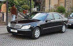 Mercedes s klasse 1 sst
