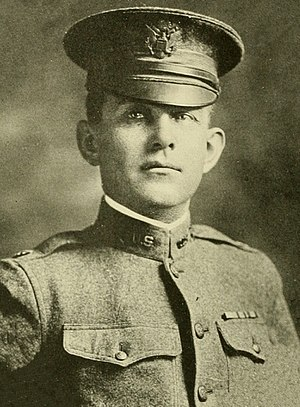 Merch Bradt Stewart - Stewart as commander of 175th Brigade, 88th Division in World War I.