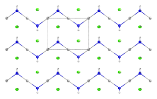 Mercuric amidochloride chemical compound