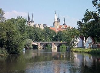 Merseburg - Image: Merseburg Domschloßsaale