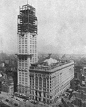 Met Life Insurance >> Metropolitan Life Insurance Company Tower Wikipedia