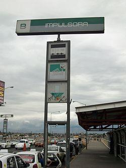En los autobuses de circuito interior df - 5 5