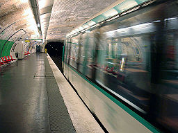 Metro de Paris - Ligne 7bis - Jaures 02