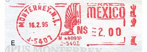 Mexico stamp type CA3E.jpg
