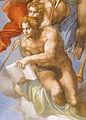 Michelangelo, giudizio universale, dettagli 26.jpg