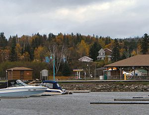 Wawa, Ontario - Community of Michipicoten River