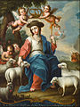 Miguel Cabrera - The Divine Shepherdess (La divina pastora) - Google Art Project.jpg