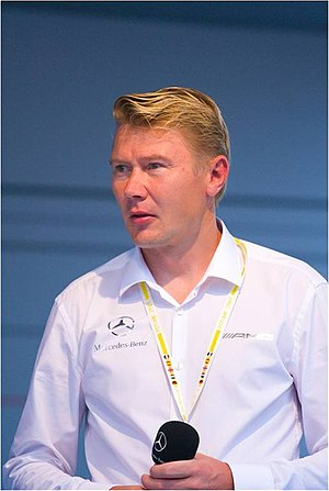 1999 Belgian Grand Prix - Mika Häkkinen (pictured in 2009) took his tenth pole position of the season.