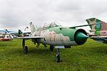 Mikoyan-Gurevich MiG-21UM, Ukraine - Air Force AN2338678.jpg
