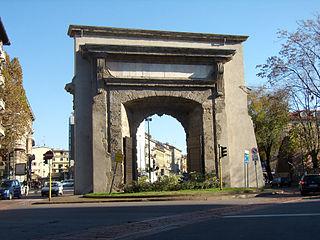 File milano porta romana retro jpg wikipedia - Autoscuola porta romana milano ...