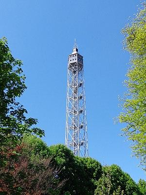 Torre Branca - The Torre Branca
